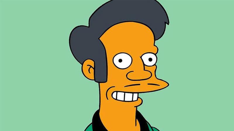 Apu se retira de Los Simpsons después de 30 años