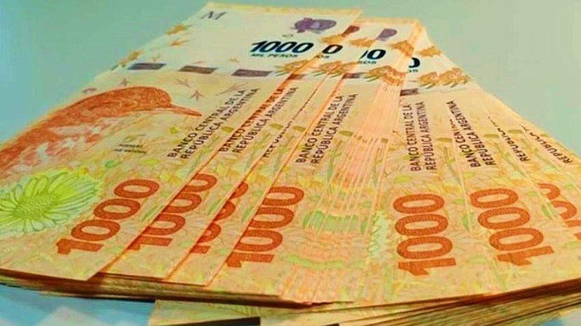 Creció la cantidad de pesos en circulacion por encima de lo habitual en diciembre
