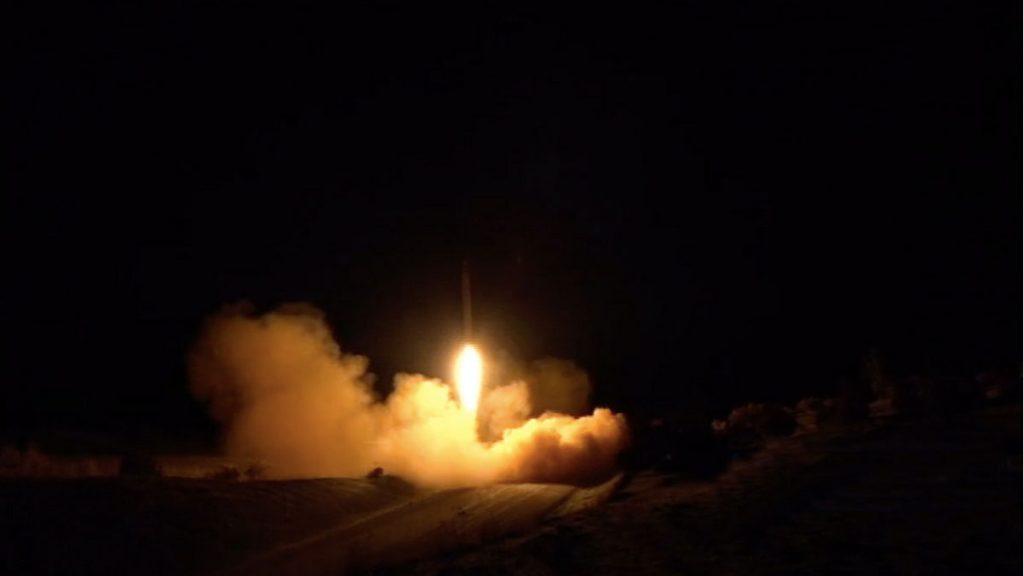 Minuto a minuto: el ataque de Irán a las bases de Estados Unidos en Irak