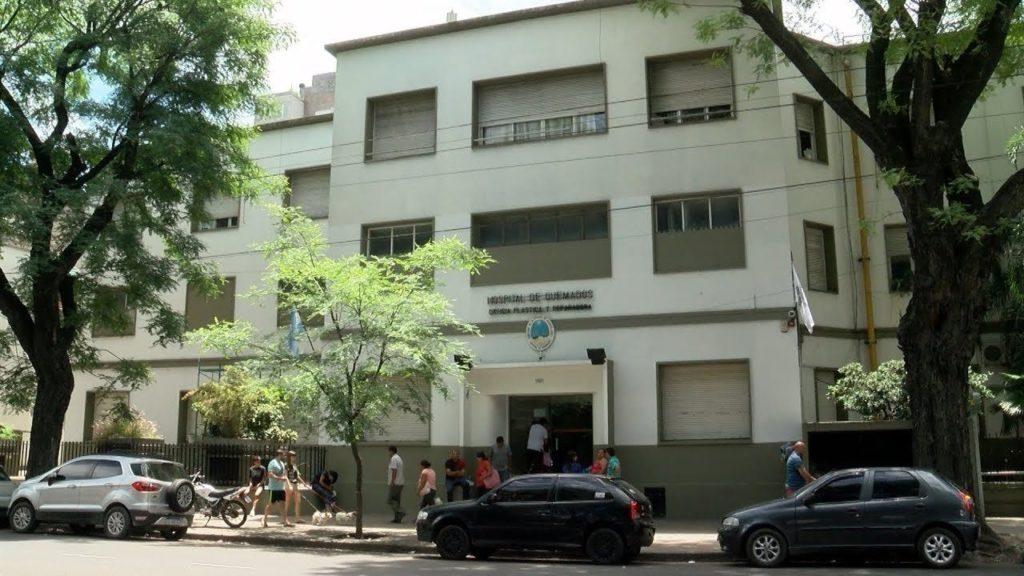 Por primera vez en 28 años, no hubo heridos en el Hospital de Quemados