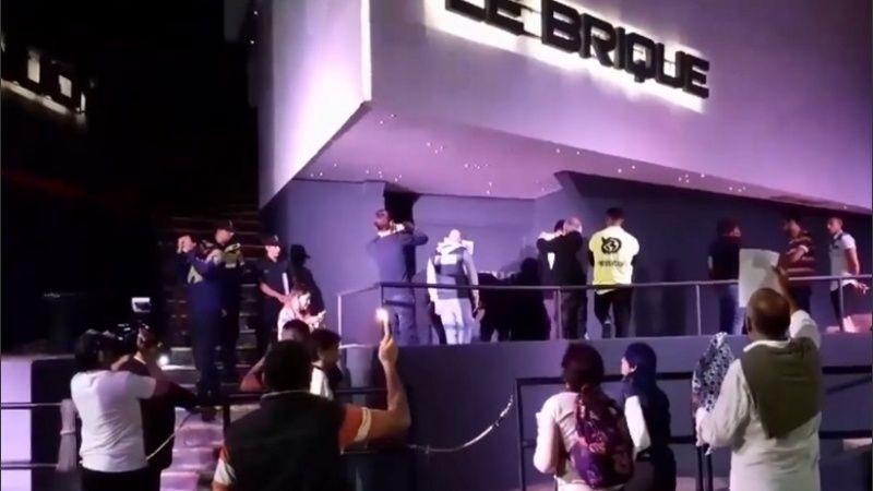 Tras una marcha en la que se pidió justicia por Fernando Báez Sosa, clausuraron el boliche Le Brique