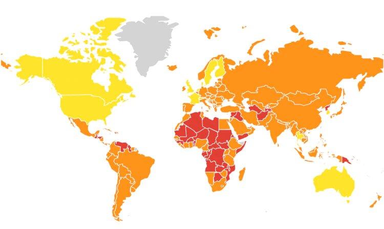 Las fallas con el coronavirus agigantan una preocupación mundial: ¿qué pasará cuando llegue la Gran Pandemia?