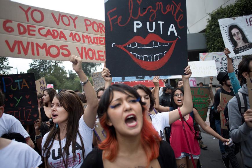 La sexualidad, un debate del feminismo