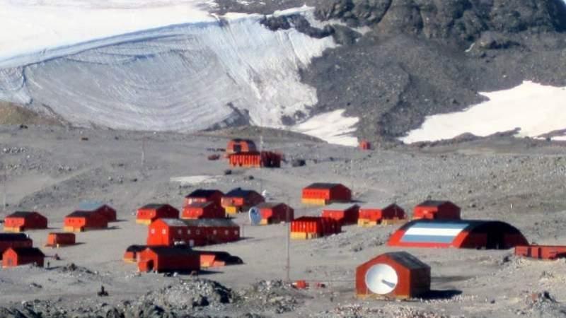 Record de altas temperaturas en la Antártida y en Tierra del Fuego