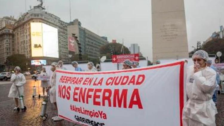 Aire contaminado en Argentina: la OMS y Unicef advierten del peligro para los más chicos