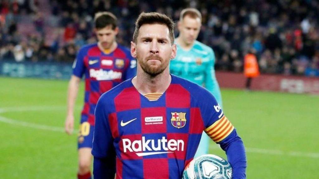 Messi rompió el silencio sobre el escándalo por las difamaciones contra el plantel del Barcelona