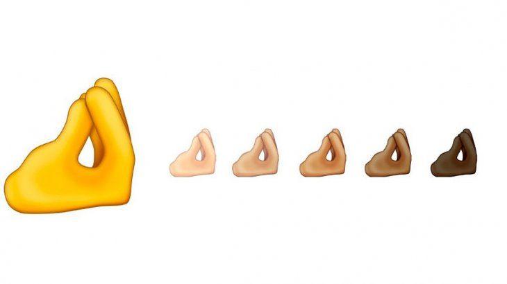 """Llega """"montoncito"""" el nuevo emoji que incorpora WhatsApp"""