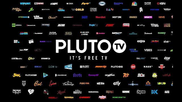 Llega Pluto TV, el servicio de streaming gratuito