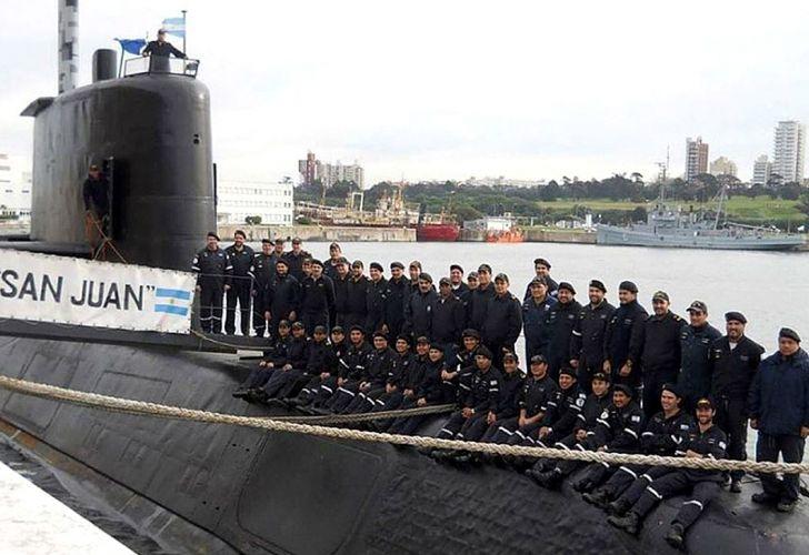 ARA San Juan: el Gobierno decretará el ascenso post mortem de los 44 submarinistas desaparecidos