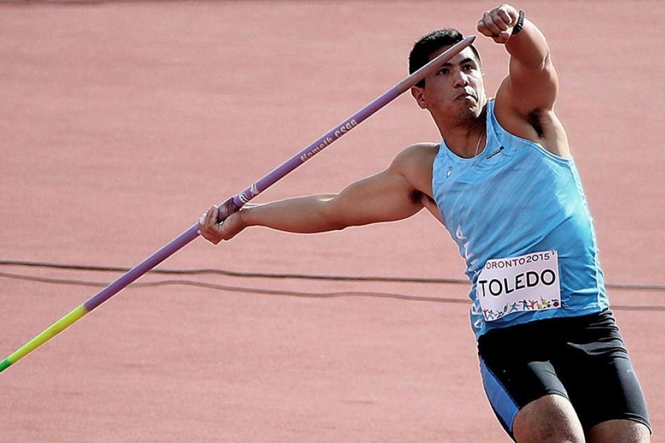 Braian Toledo: el deporte argentino llora al atleta olímpico que murió en Marcos Paz
