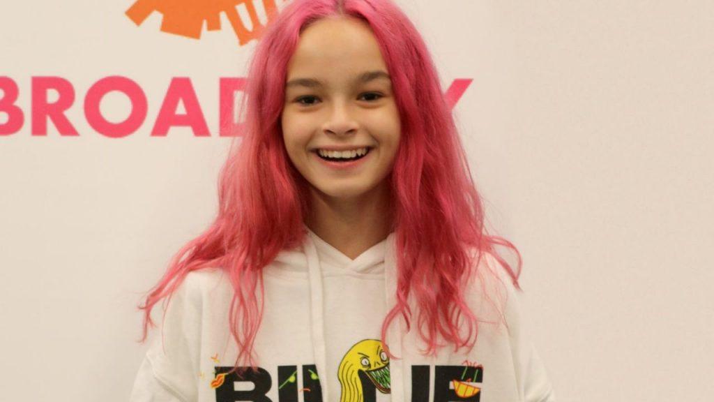 Tiene 14 años, estudió en Nueva York y su voz se hizo viral: Vida, la talentosa nieta de Luis Alberto Spinetta