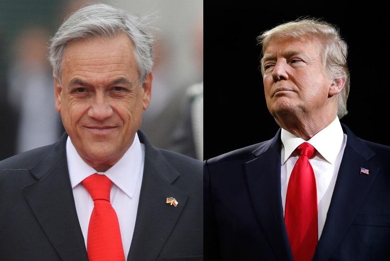 "EEUU denuncia ""actividades rusas"" para ""exacerbar división"" en Chile"