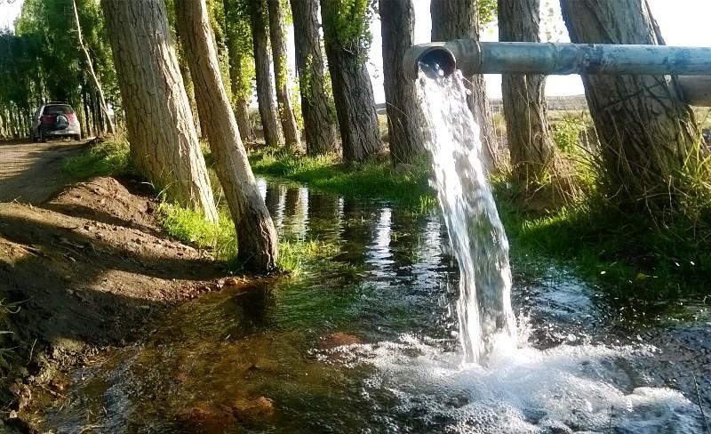 El agua de Zapala