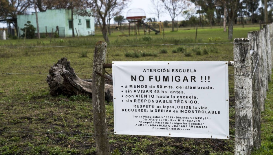 El gran problema de los pesticidas